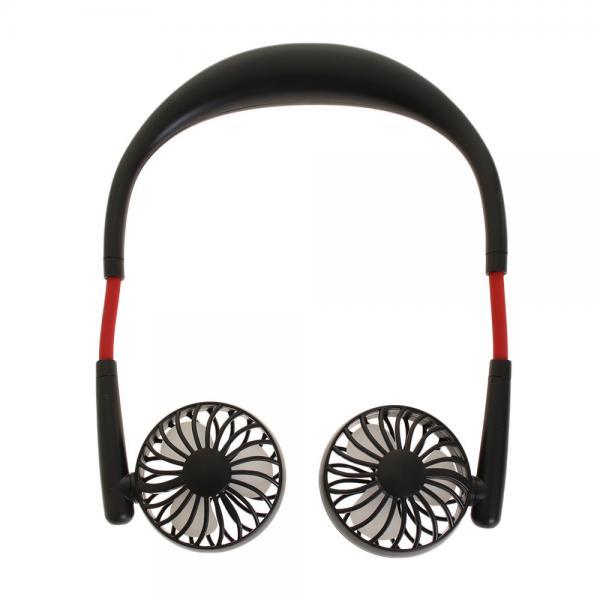 ドウシシャ 【オンライン価格】ハンズフリーファン BK 835349 扇風機(Men's、Lady's、Jr)