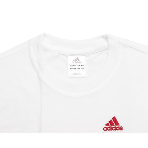 アディダス(adidas) BOYS BC パックTシャツ 756140-R0868RED(Jr)