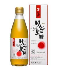 天寿りんご黒酢 360ml