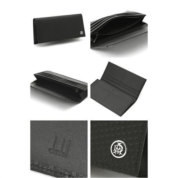 1fa2673ab17d LOHACO - ダンヒル DUNHILL 長財布ファスナー L2V312A:ブラック (財布 ...