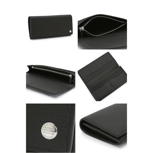 1e65546f0a79 LOHACO - ダンヒル DUNHILL 長財布ファスナー L2V310 ブラック(A) (財布 ...