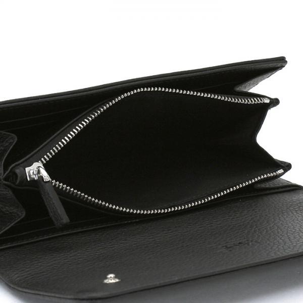 3def90614770 LOHACO - モンブラン MONTBLANC 長財布ファスナー 114469 ブラック (財布 ...