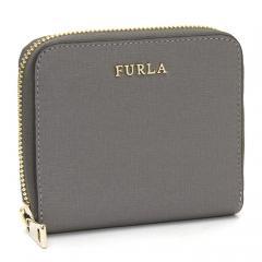 フルラ FURLA バビロン BABYLON 二つ折り財布ラウンドファスナー PR84 903625 ARGILLA c