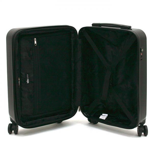 アルファインダストリーズ ALPHA INDUSTRIES キャリーケース(TSAロック) 40064 スーツケース カーキ