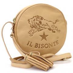 イルビゾンテ IL BISONTE  ショルダーバッグ  A2664 ナチュラル(P120)
