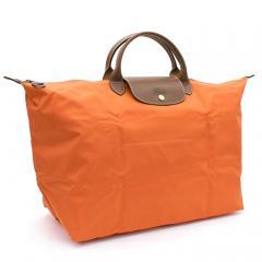 Lサイズ ロンシャン LONGCHAMP ル・プリアージュ LE PLIAGE トートバッグ 1624 089 オレンジ(B44)