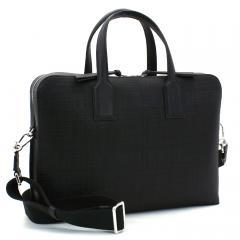 ロエベ LOEWE ゴヤ シィン ブリーフケース Goya Thin Briefcase ビジネスバッグ(ショルダー付) 337 62 P57 ブラック(1100)