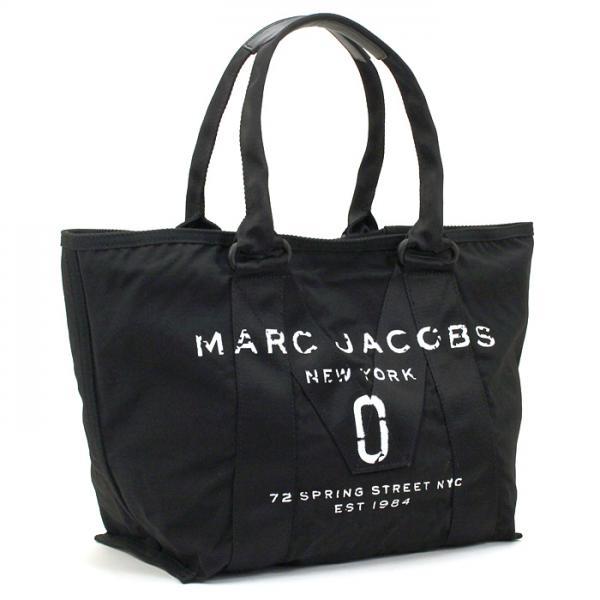 マークジェイコブス MARC JACOBS ニューロゴトート NEW LOGO TOTE トートバッグ M0011222 ブラック(001)