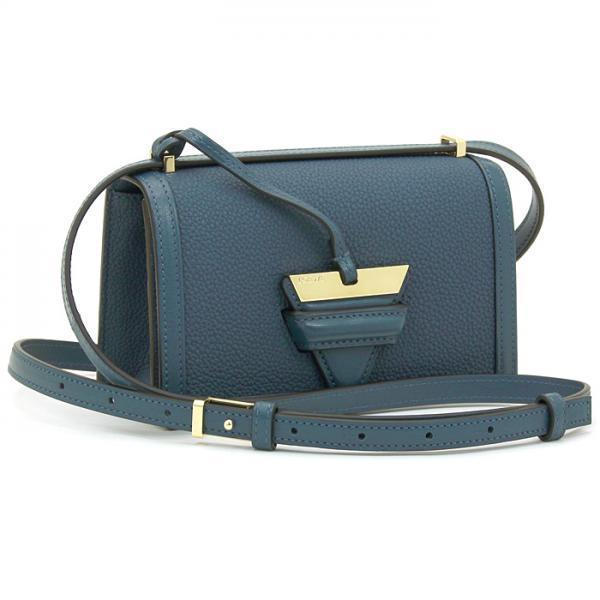 73ac93295466 ロエベ LOEWE バルセロナスモールバッグ Barcelona Small Bag ショルダーバッグ 302 12 P39 インディゴ(5820