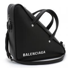 バレンシアガ BALENCIAGA トライアングルダッフル S ハンドバッグ(ショルダー付) 476975 C8K02 ブラック(1000)