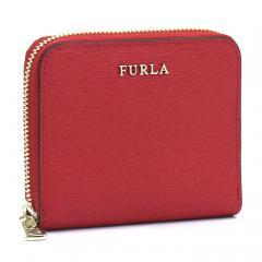 フルラ FURLA バビロン BABYLON 二つ折り財布ラウンドファスナー PR84 908289 RUBY