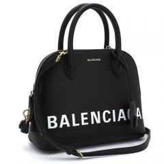 バレンシアガ BALENCIAGA ビルトップハンドル S ハンドバッグ(ショルダー付) 518873 0OTAM ノワール(1000)