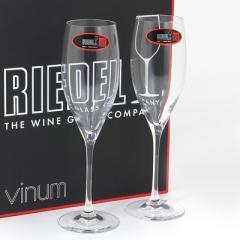 リーデル RIEDEL ワイングラス ペア  ヴィノム 6416/48 キュヴェ・プレスティージュ・シャンパン
