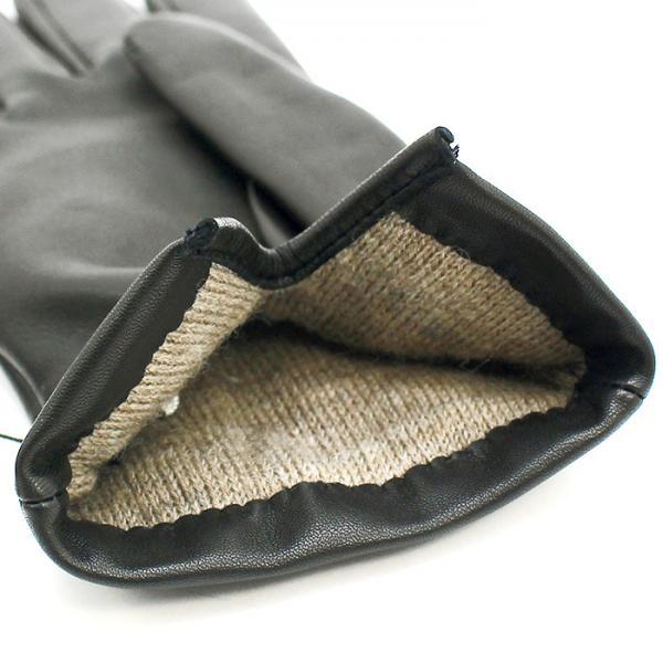 52c1da3010ef LOHACO - コーチ COACH デザイン レザー グローブ F32708 BLACK 8 (手袋 ...