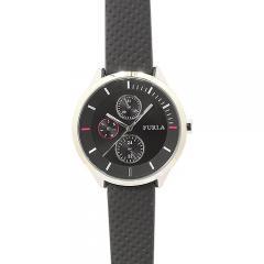 フルラ FURLA メトロポリス レディース 64793/R4251102519 ブラック/ブラックレザー 時計/ウォッチ