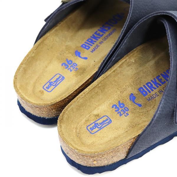 ビルケンシュトック BIRKEN STOCK ZURICH  サンダル gc1008908:STEER INDIGO 36 国内正規品 保証書付き