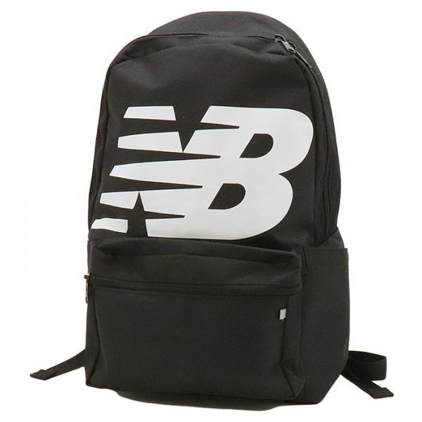 43eee3baf5954 ニューバランス new balance ロゴバックパック/リュック JABL9403 国内正規品 ブラック