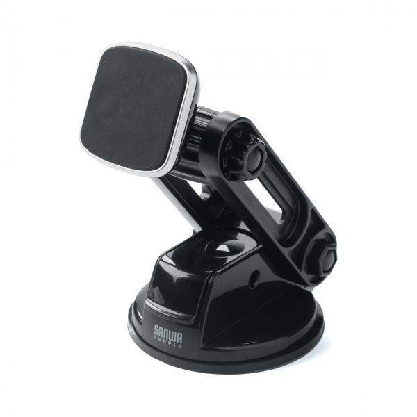 マグネット式 スマートフォン 車載ホルダー 200-CAR046