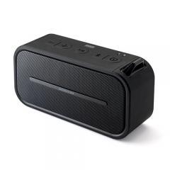 防水 Bluetoothスピーカー microSD再生 6W出力 ブラック 400-SP069BK