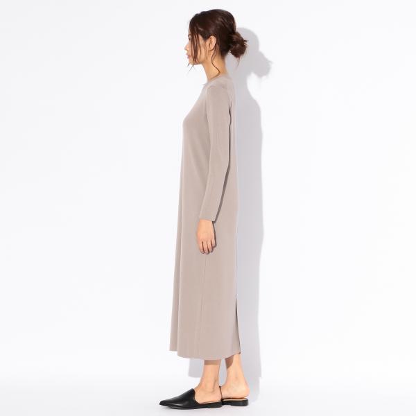 【WOMENS】スーペリアウール ワンピース/グレー/38