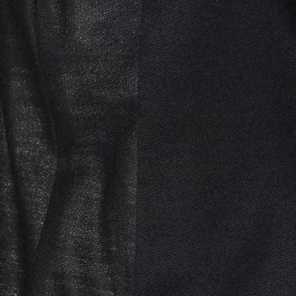 【ウォッシャブル】レーヨン梨地ジャージテーラードジャケット/ネイビー/40