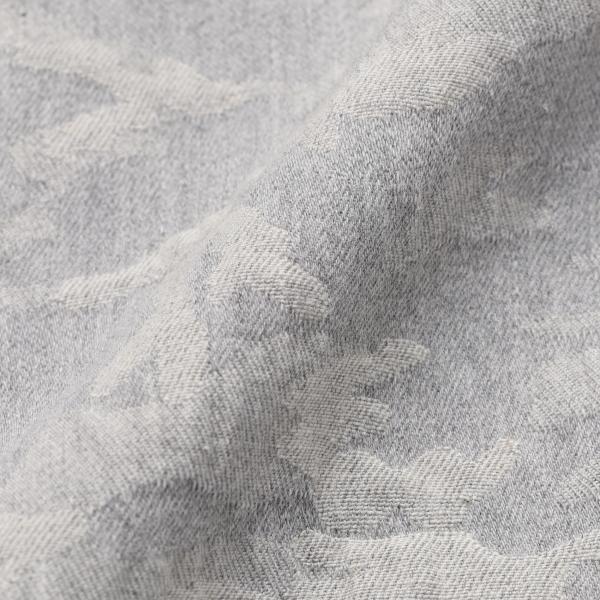 【ウォッシャブル】カモフラジャカードパンツ/オフホワイト/40