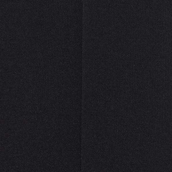 【L】スムースジャージドレス/ブラックネイビー/44