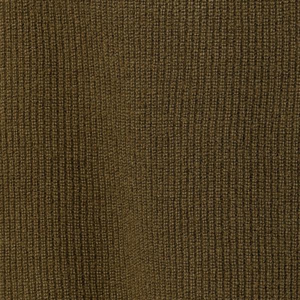 ライトブークレーニットドレス/カーキ/38