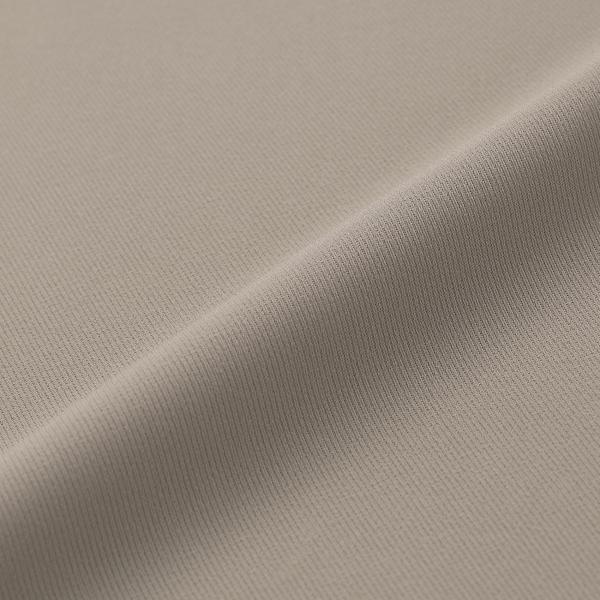 【ウォッシャブル】ダブルクロスガウチョパンツ/ブラックネイビー/34