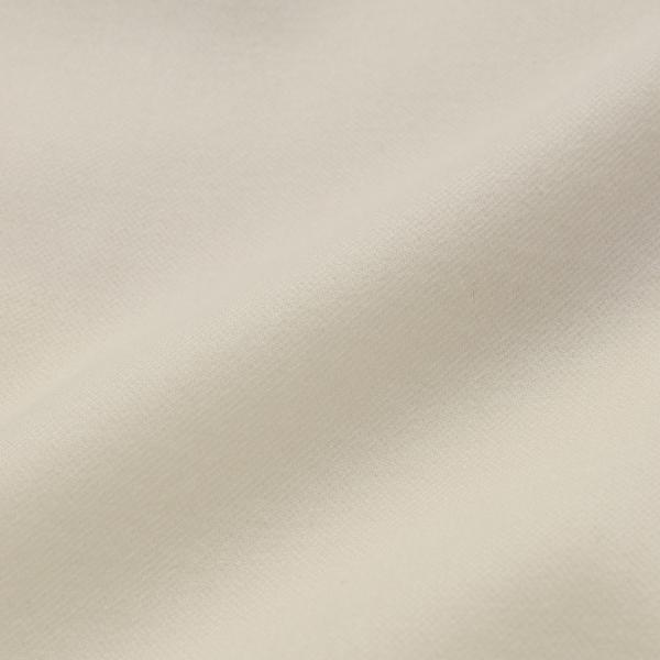 ウールキュプラパンツ(無地)/オフホワイト/40