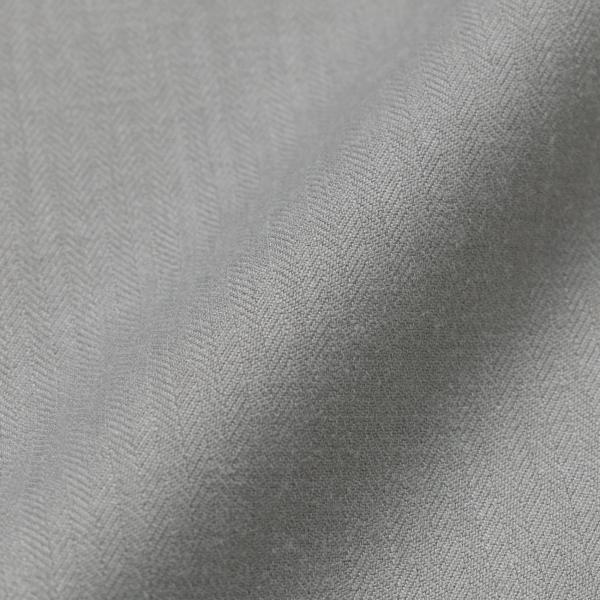 ミニヘリンボンクロップドワイドパンツ/ライトグレー/34