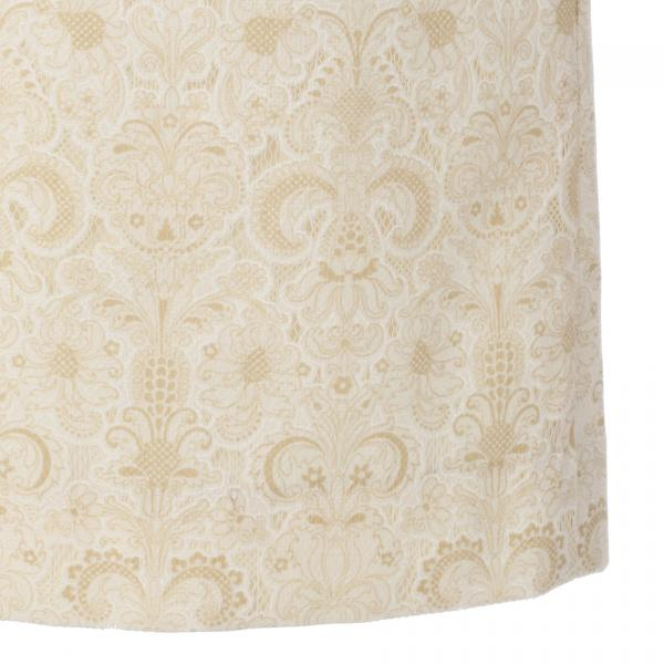 ROSSI オパールプリントタイトスカート/オフホワイト/40