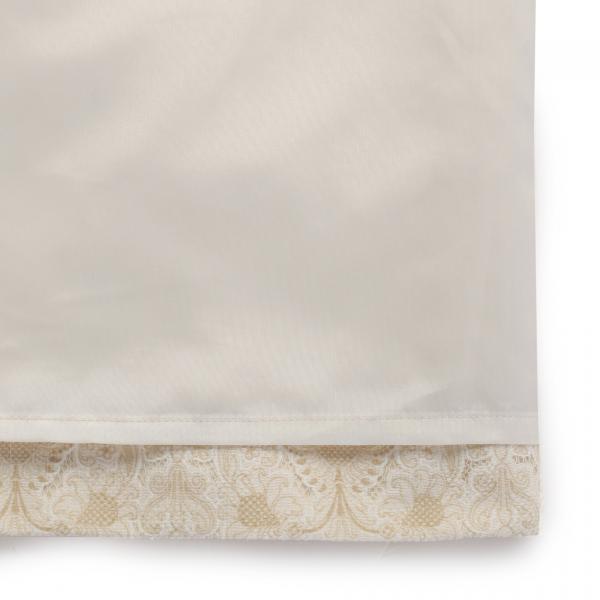 ROSSI オパールプリントタイトスカート/オフホワイト/38