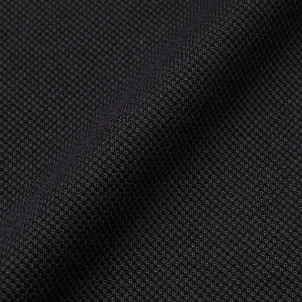 【ウォッシャブル】コットンカノコスカート/ブラックネイビー/36