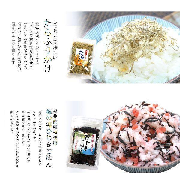 【福袋】健康 海鮮 おつまみ ふりかけ 詰め合わせ セット メール便 送料無料