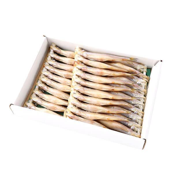 北海道産 本ししゃも 一夜干し 柳葉魚 干物 シシャモ 冷凍便 送料無料