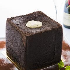 ココア生地にマロンクリームをたっぷり包んだシフォンケーキ「ガレ・シャルモン・シャンティーニュ」 1箱