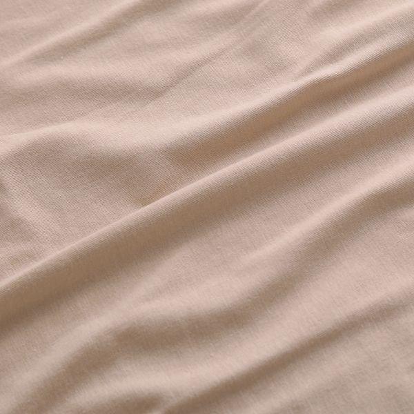 10%OFF【メール便(12)】 (ワコール)Wacoal スゴ衣 天然素材プラス 肌あたりやさしい 8分袖 長袖 Uネック インナー ML CLD360 レディース