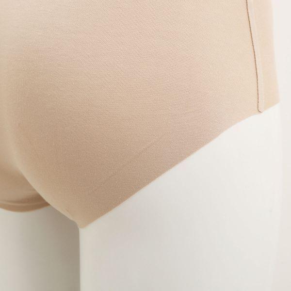 【メール便(2)】 (グンゼ)GUNZE (キレイラボ)KIREILABO 完全 無縫製 ひびきにくい 綿混 ショーツ はきこみ丈深め 4L 5L 単品 レディース