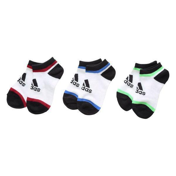 e5ed308abdb07 LOHACO -  メール便(12)  (アディダス)adidas KIDS ジュニア キッズ 3P ...