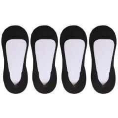 【メール便(15)】 (ココピタ)KOKOPITA 脱げないココピタ フットカバー 浅ばき ソックス 靴下 4足組 21-23cm 23-25cm レディース まとめ買い 靴から見えない 脱げない 滑り止め付き 脱げにくい すべり止め付き 浅履き パンプス ローファー 薄手 薄め 薄い
