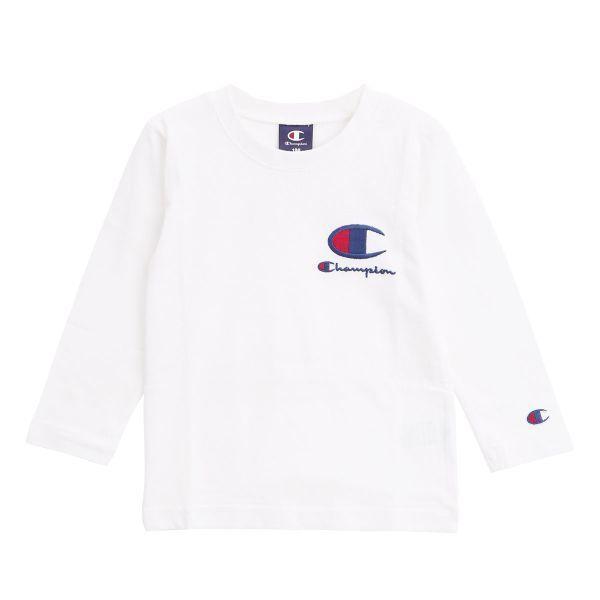 6311c2d4ef569 LOHACO -  メール便(20)  (チャンピオン)Champion 長袖 Tシャツ 綿100 ...