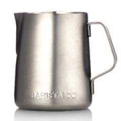 【Tポイント10倍】BARISTA&CO(バリスタアンドコー) Milk Jug(ミルクジャグ)Electric Steel