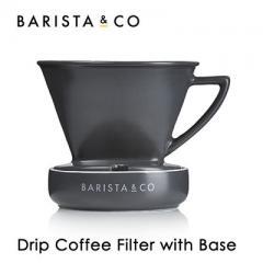 【Tポイント10倍】BARISTA&CO(バリスタアンドコー) Drip Coffee Filter with Base (ドリップコーヒーフィルター ウィズベース)