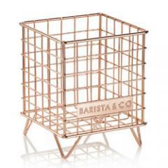 【Tポイント10倍】BARISTA&CO(バリスタアンドコー) Pod Cage(ポッドケージ)Electric Copper