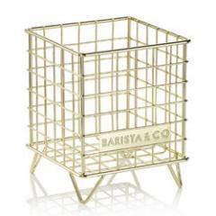 【Tポイント10倍】BARISTA&CO(バリスタアンドコー) Pod Cage(ポッドケージ)Electric Gold