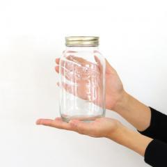 【Tポイント10倍】KILNER(キルナー) Preserve Jar(プリザーブジャー)1L
