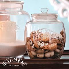 【Tポイント10倍】KILNER(キルナー) UNIVERSAL STORAGE JAR(ユニバーサルストレージジャー)0.85L