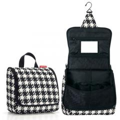 【Tポイント10倍】reisenthel(ライゼンタール)TOILET BAG トイレットバッグ フィフティーズ ブラック