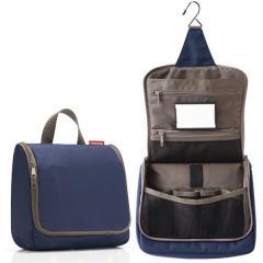 【Tポイント10倍】reisenthel(ライゼンタール)TOILET BAG トイレットバッグ ダークブルー
